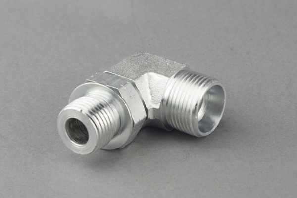 Elleboog hydraulische adapters