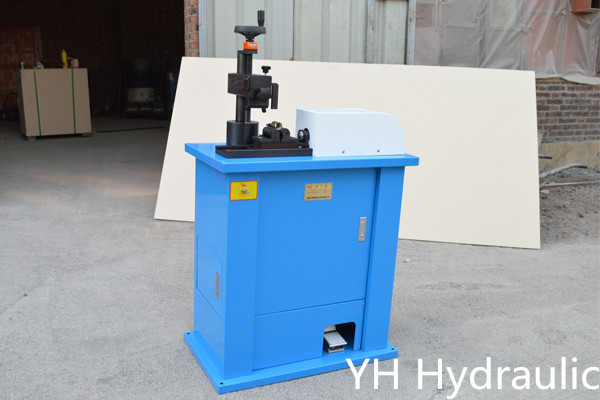 Hydraulische markeermachine
