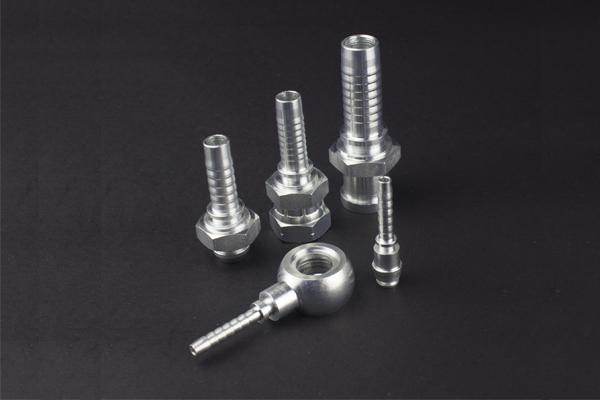 Industriële hydraulische montage