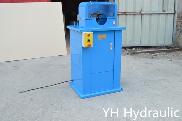 hydraulische slangafscheidingsmachine